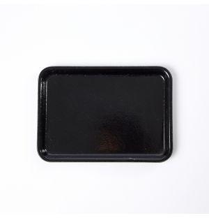 Rectangular Tray Black Extra Small