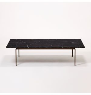 Pelham Coffee Table Nero Marquina Marble