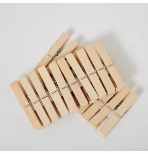 Jumbo Clothes Pegs