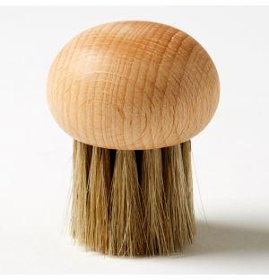 Round Mushroom Brush