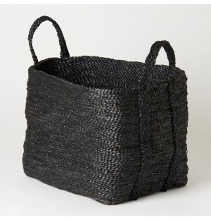 Square Basket Grey Small
