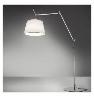 Tolomeo Outdoor Floor Lamp White