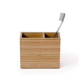 Arena Toothbrush Box Bamboo