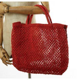 Mercado Bag Red