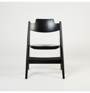 SE18 Folding Chair Black
