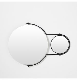 Orbit Mirror Black