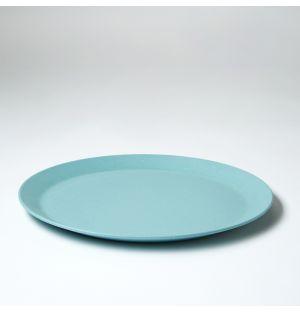 Pebble Dinner Plate Matte Green