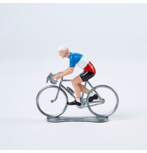 French Miniature Cyclist
