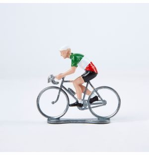 Italian Miniature Cyclist