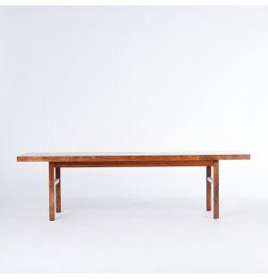 Vintage Bramin Møbler Coffee Table Macassar c. 1965