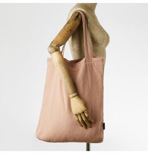 Linen Tote Bag Taupe