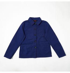 Women's Workwear Jacket Hydrone Blue