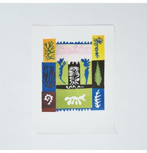 Henri Matisse 'Tahiti' Poster