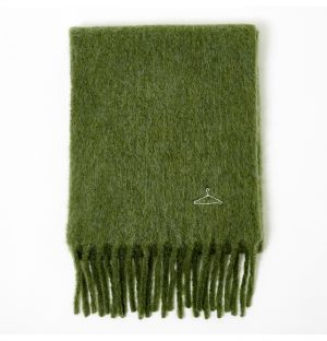 Aster Solid Scarf Loden