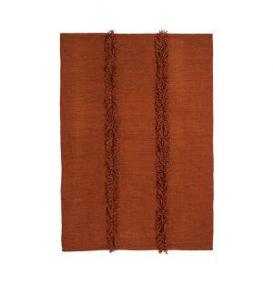 Brick Mía Rug Collection