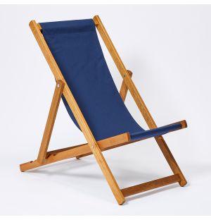 Deck Chair in Navy