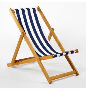 Deck Chair in Stripe