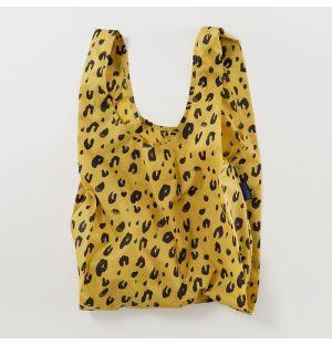 Reusable Tote Bag Leopard