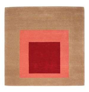 'Homage to the Square: Equivocal' Rug