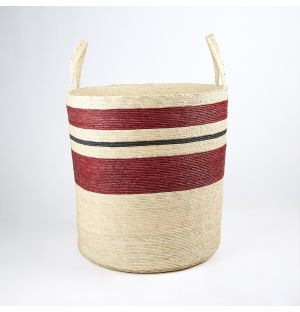 Tall Cylinder Storage Basket