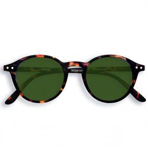 LetMeSee #D Sunglasses Tortoise & Green
