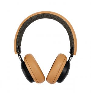 TOUCHit Wireless Headphones Golden