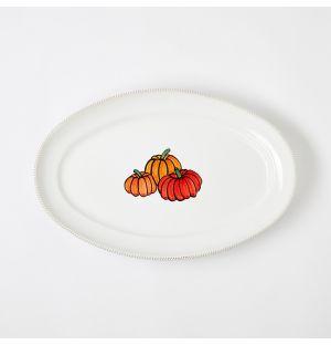 Verdura Squash Platter Small