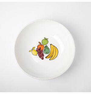 Verdura Fruit Serving Bowl 30cm