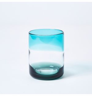 Ombre Tumbler Turquoise & Petrol