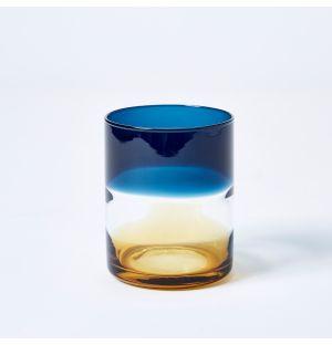 Ombre Tumbler Blue & Amber