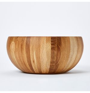 Oak Bowl Large 30cm