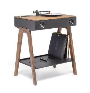 LX Record Player in Walnut