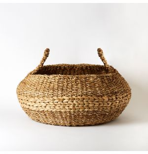 Hogla Circular Storage Basket Large