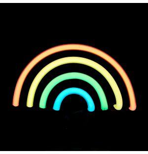 Rainbow Neon Light Small