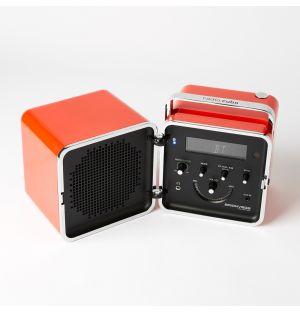 Radio.Cubo Sun Orange