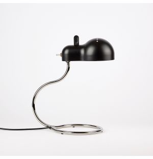 Mini Topo Table Lamp Black