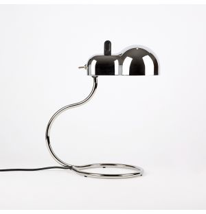 Mini Topo Table Lamp Chrome