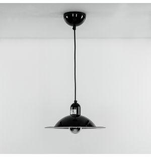 Lampiatta Pendant Light Black Small