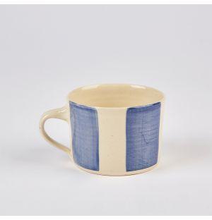 Large Stripe Mug