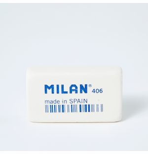 406 Eraser White