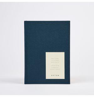 EVEN Weekly Journal Dusty Blue Medium