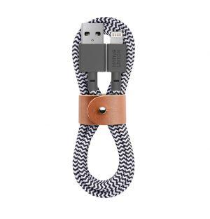 BELT Aux Cable Zebra 1.2m