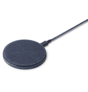 DROP Wireless Charger Indigo