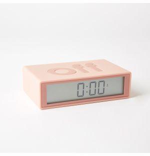 Flip Clock Pink