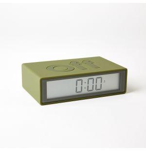 Flip Clock Green