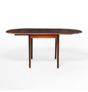 Vintage Dining Table Rosewood c. 1960