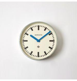The Luggage Wall Clock Blue 30cm
