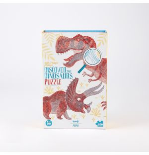 Discover The Dinosaurs Puzzle