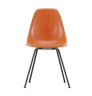 DSX Fiberglass Side Chair Dark Base