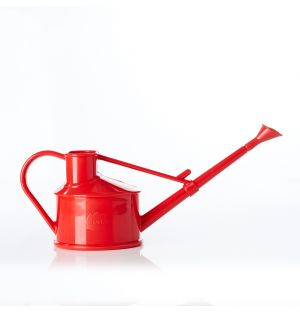Handy Indoor Watering Can Red